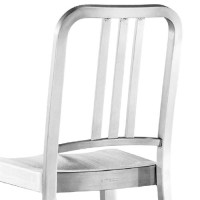 Brushed Aluminum: Brushed Aluminum Kitchen Chairs