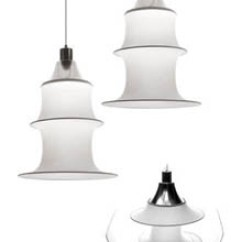 Small Space Tables For Kitchen Island Light Fixtures Danese Milano Falkland Pendant Lamp By Bruno Munari ...