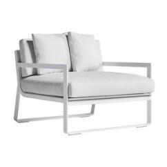 Gandia Blasco Clack Chair And Trellis Flat Sillon Outdoor Relax Arm Stardust