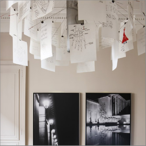 living room furniture for sale sectional design ideas ingo maurer zettel'z 6 chandelier | stardust
