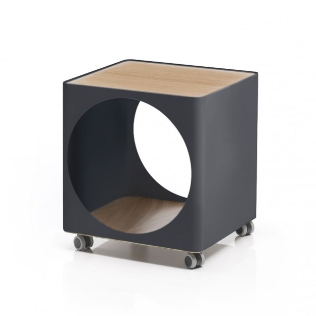 colombo® ring small bedside table - modular storage system