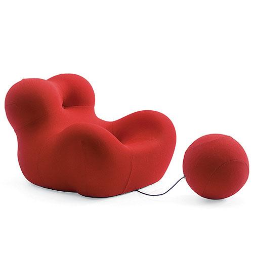 Vitra Miniature La Mamma Chair by Gaetano Pesce  Stardust