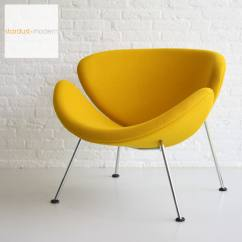 Orange Slice Chair Banquet Tables And Chairs Artifort By Pierre Paulin Stardust