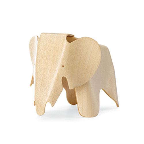 Vitra Miniature Plywood Elephant Stool by Charles and Ray