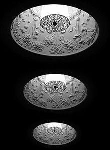 ceiling lights for kitchen discount skygarden® unique recessed light by marcel wanders