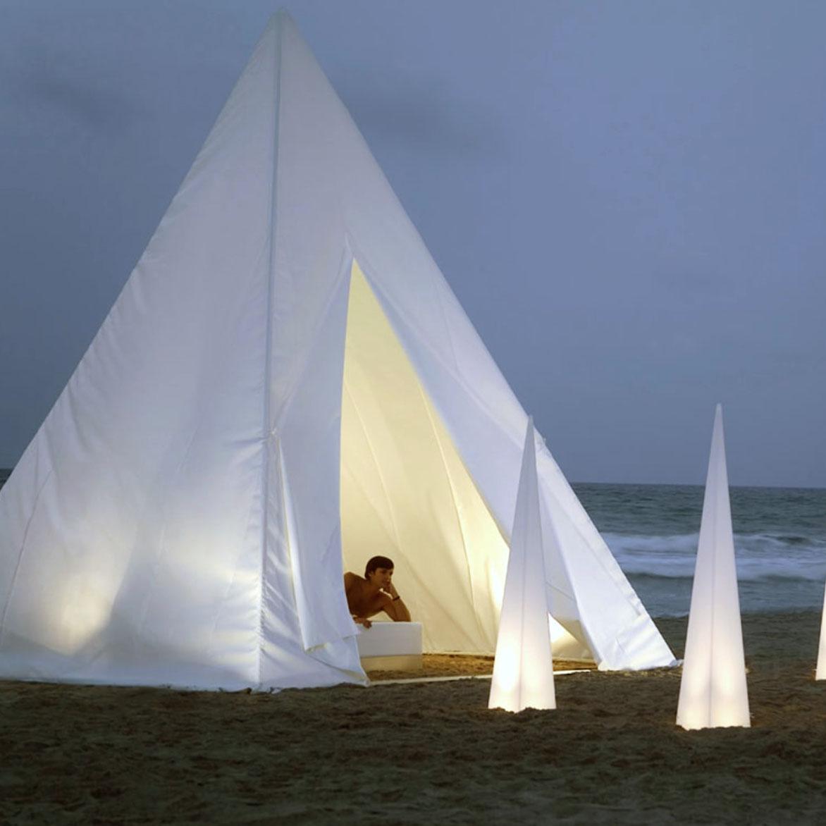 Gandia Blasco Modern Tipi Teepee Wigwam Outdoor Tent Extra