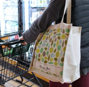 stardust sustainables compostable jute reusable grocery shopping bags