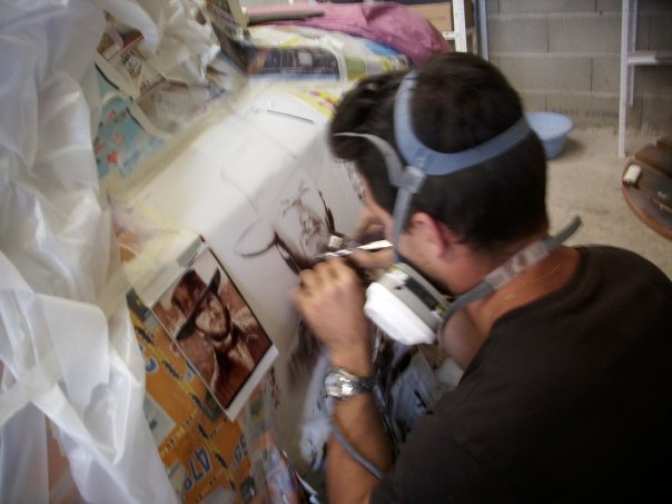 Laque Et Peinture Bi Couche
