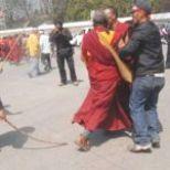 tibetan monks arrested p