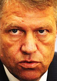 Klaus Iohannis candidat (revissta presei)