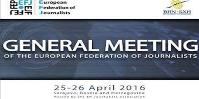 FEJ va sesiza PE privind criza din TVR şi Radio România