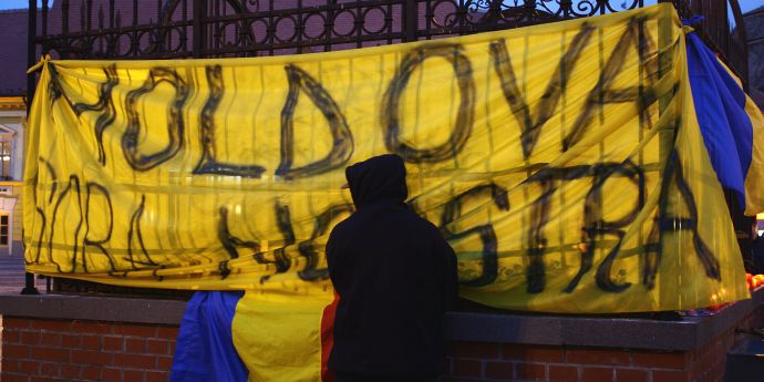 PROTEST Istoria Românilor pentru dl. ambasador SUA la Chişinău