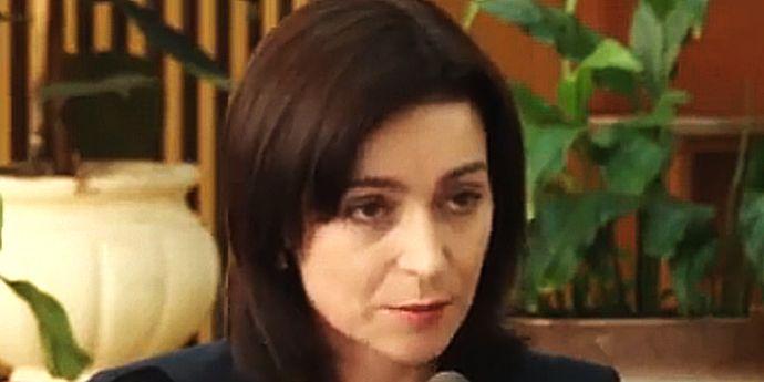 Maia Sandu vrea parlamentare anticipate dacă învinge