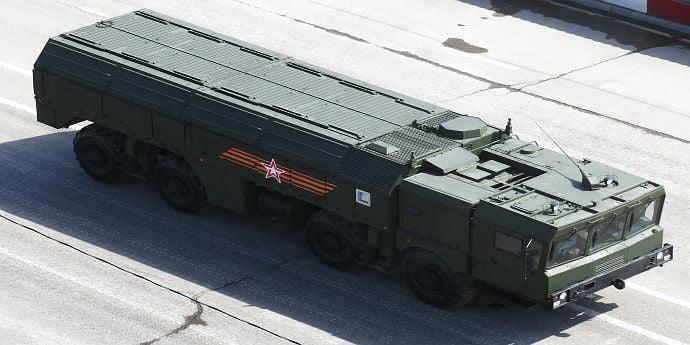 Rachetele din Kaliningrad ar fi fost orientate spre Europa