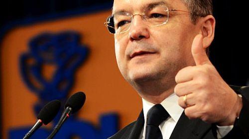 Emil Boc ()PNL e din nou primar. Liberalii triumfă în Cluj