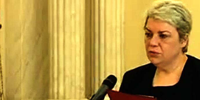 Sevil Shhaideh, premierul propus, e o proptea de partid