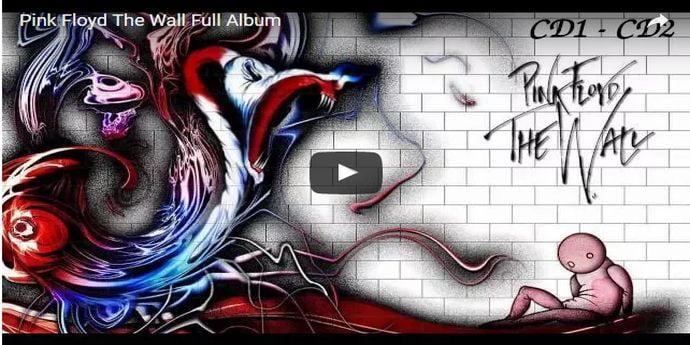 "Pink Floyd, ""The Wall"" (dinamita muzicală, PsychedelicSpaceRock)"