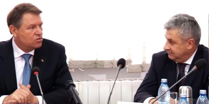 Klaus Iohannis, în apărarea statului de drept de penalii PSD-ALDE VIDEO