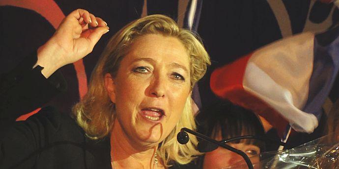 Marine Le Pen la Trump Tower, într-o vizită misterioasă