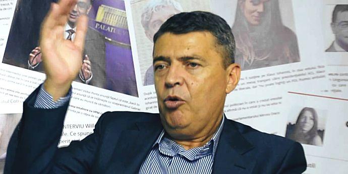 Marian Petrache (PNL Ilfov) acuzat de DNA pentru şantaj
