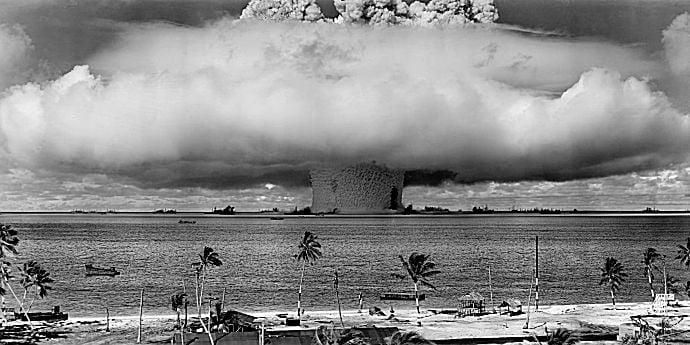 Radioactivitate crescută în Europa. SUA caută motivele