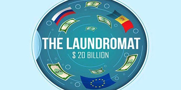 Laundromat şi vărul Igor Putin, prieteni buni de beţie financiară