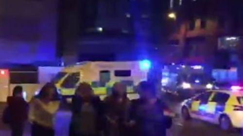 Explozie pe Manchester Arena, la concertul Arianei Grande