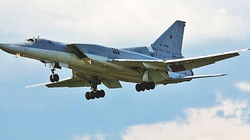 Ruşii testează în continuare cu bombardiere spaţiul aerian românesc