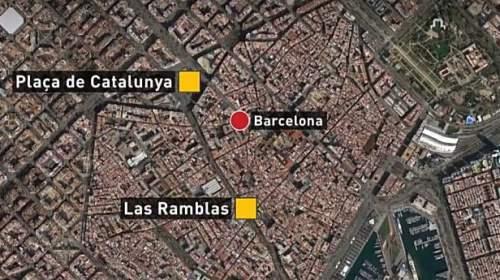 Barcelona, zguduită de cel mai grav atentat terorist după Atocha