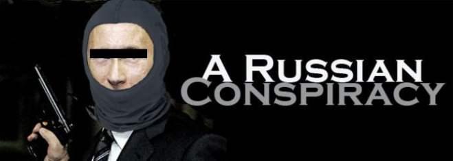 conspiraţia Rusiei