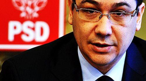 Dosarul Tel Drum. Victor Ponta şi Sorin Grindeanu au fost audiaţi