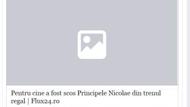 Prinţul Nicolae nu a fost primit de Radu Duda în Trenul Regal