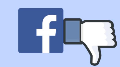 Downvote, noul buton care este testat de reţeaua Facebook