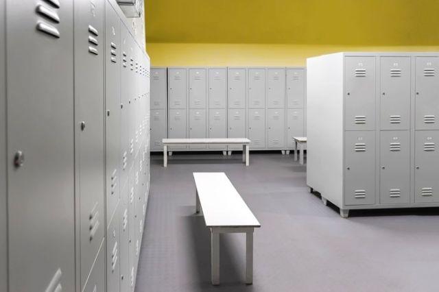 Care sunt specificatiile standard ale unor vestiare metalice de calitate?