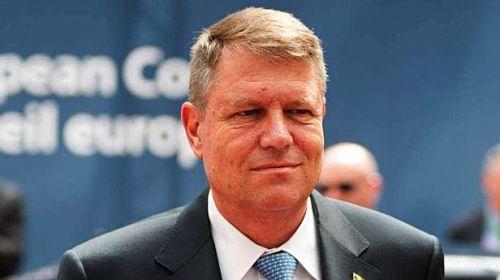 Klaus Iohannis a anunţat nouaStrategie de Apărare Naţională