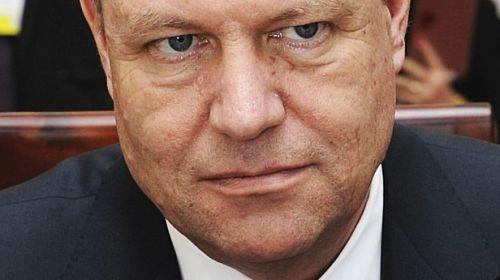 Klaus Iohannis, despre moţiunea de cenzură: Nu intru într-un joc politic ordinar!