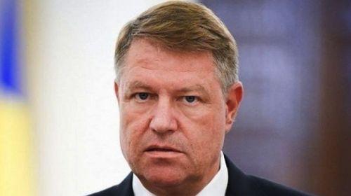 Klaus Iohannis: Cu certitudine nu vom avea guvern PSD