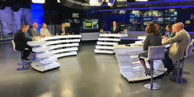 Rareş Bogdan se declară şocat de ce se petrece la Realitatea TV