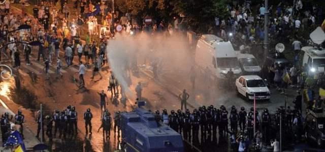 Agerpres susţine că nu a încălcat legea dând imagini Poliţiei cu manifestanţii paşnici din 10 august