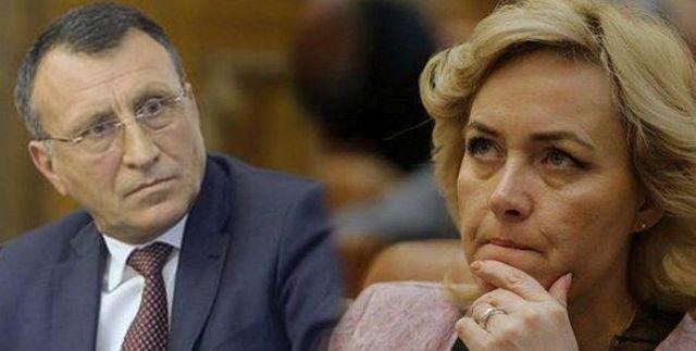 Liderii PSD au început să se toarne reciproc la DNA