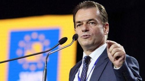 Ludovic Orban deschide lista PNL de la alegerilelegislative