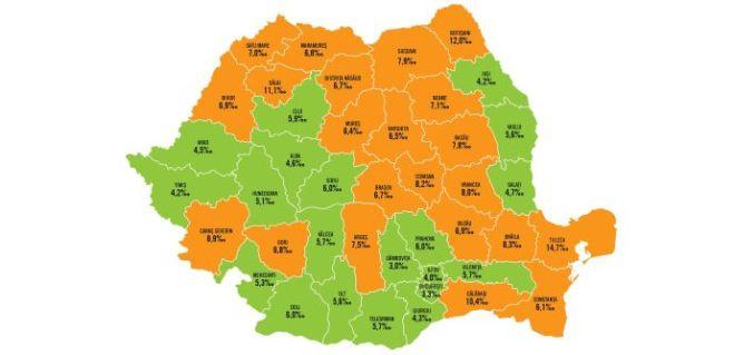 Harta mortalităţii