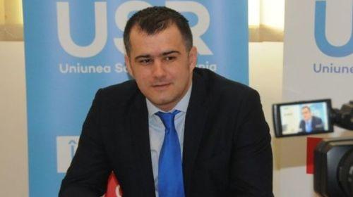 Lucian Viziteu (USR) este noul primar al Bacăului. PSD ia CJ