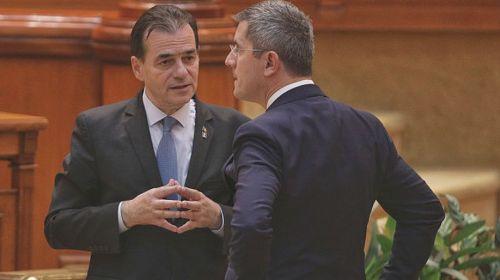 PNL şi USR atacă la CCR numirea lui Florin Iordache