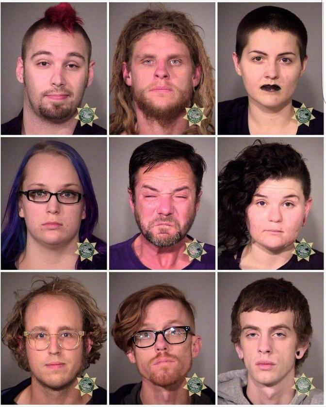 protester-scum