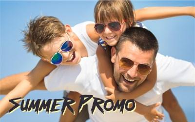 Summer Promo: Buy 1 Get 1!