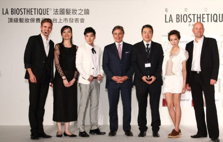 La Biosthetique 頂級髮妝保養品上市記者會