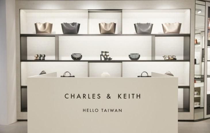 CHARLES & KEITH 全台首店開幕慶
