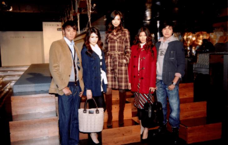 Tommy Hilfiger 2007 秋冬服裝展示秀