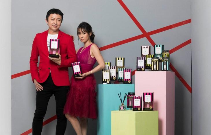 Farcent 2019 春夏時尚色彩「牡丹紅」